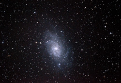 Galaxia M33