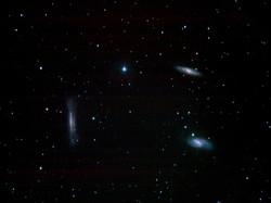 Galaxias - Trio de Leo