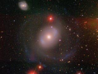 El ojo del huracán (NGC 4151 y NGC 4156)