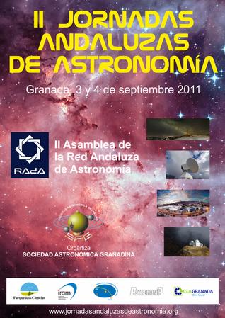 II Jornadas Andaluzas de Astronomía