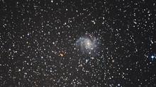 Supernova SN 2017eaw