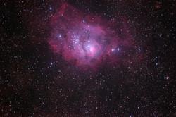 Nebulosa de la Laguna M8