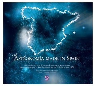 Astronomía made in Spain