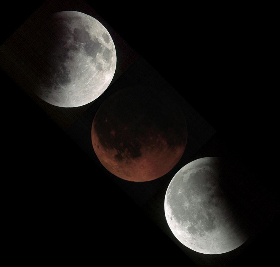 Eclipse total de Luna el 3/4/1996