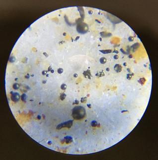 Micrometeoritos