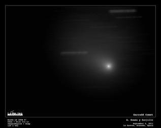 Cometa C/2009 P1