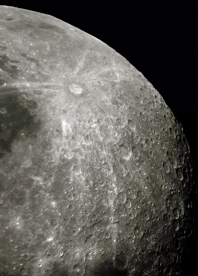 El cráter Tycho