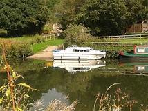 Bath boat trip River Avon