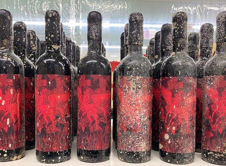 お待たせいたしました!海底ワイン第2弾『海の紅騎士』が発売になります!