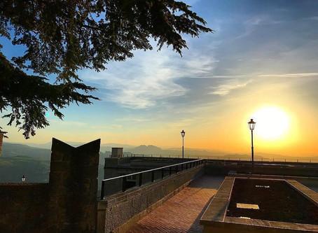 美しき天空の共和国・サンマリノへ!④