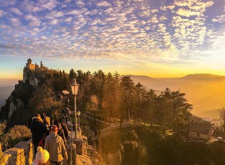 美しき天空の共和国・サンマリノへ!⑤