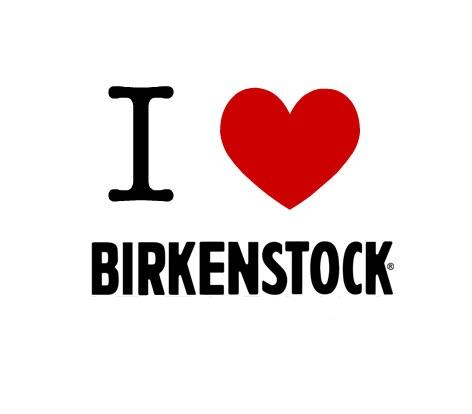 I love Birkenstock 2