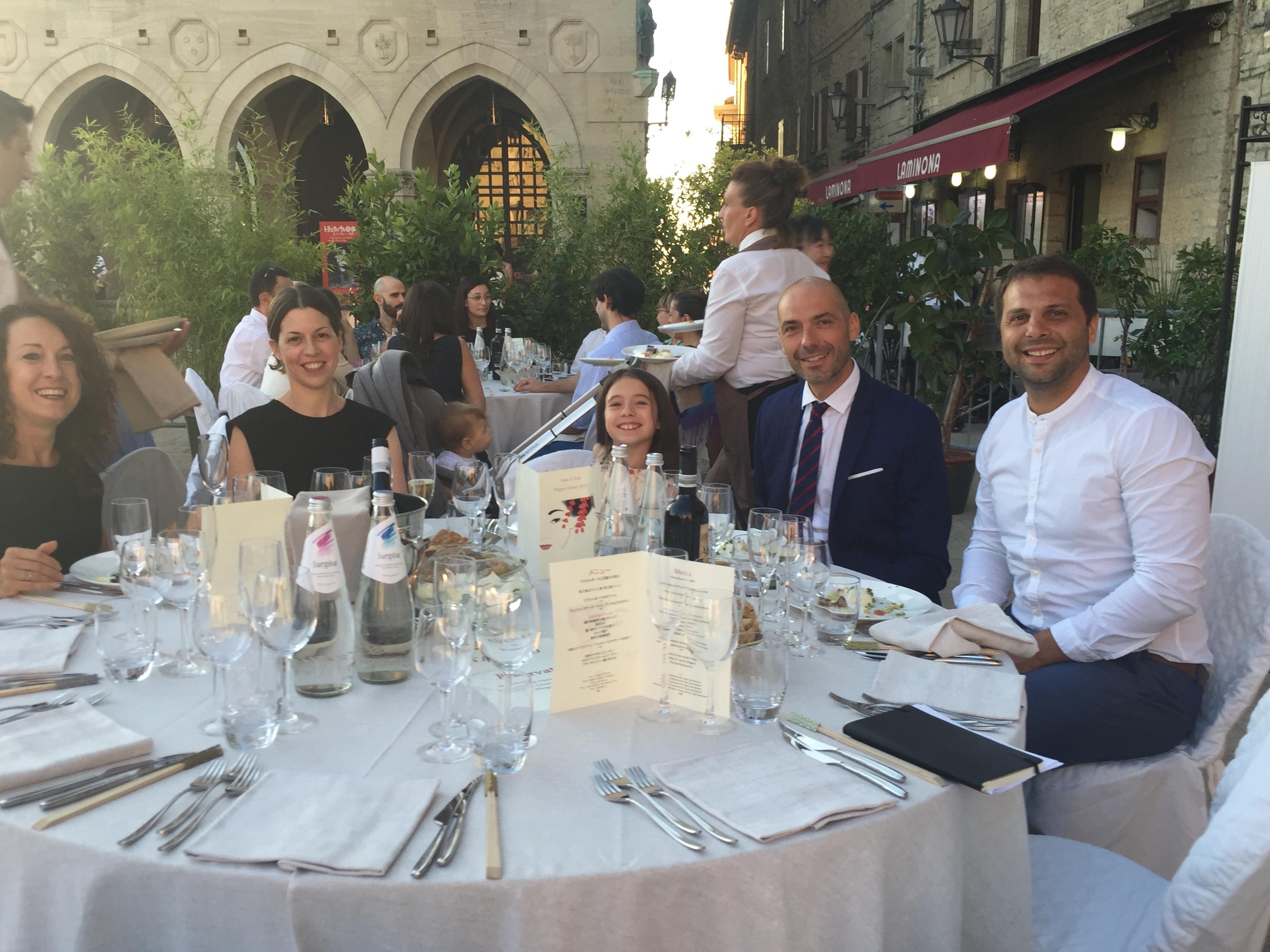 晩餐会2019