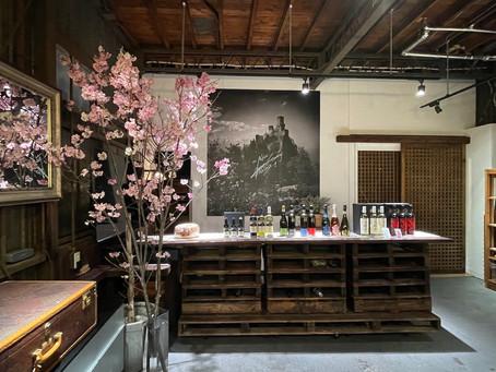 時々やってるサンマリノワインの買える店。4月の営業日が決まりました。