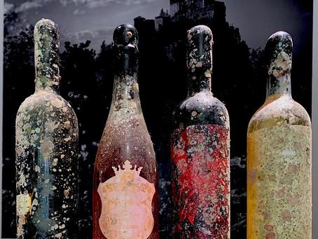人気の海底ワイン『海の白騎士』『海の紅騎士』を追加販売いたします。