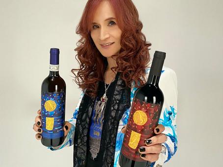 サンマリノワインをアートに熟成させた、PEACE WINEをギフトに!