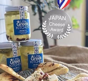 チーズで銀賞に輝いたギリシャ料理店『リトル・グリーク・キッチン』