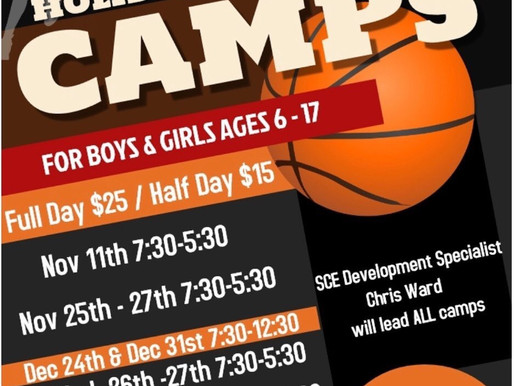 🏀 Check Out Holiday Basketball Camps for Kids!