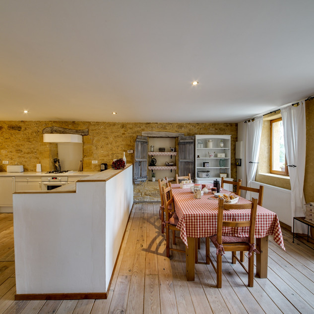 The Cottage - Kitchen & Dining area.jpg