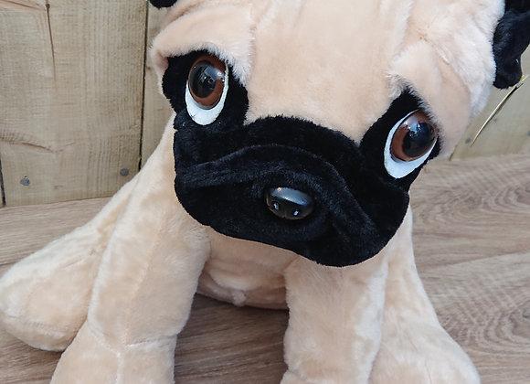 Large Cuddly Dog Toy