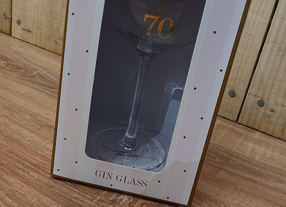 Gin Glass