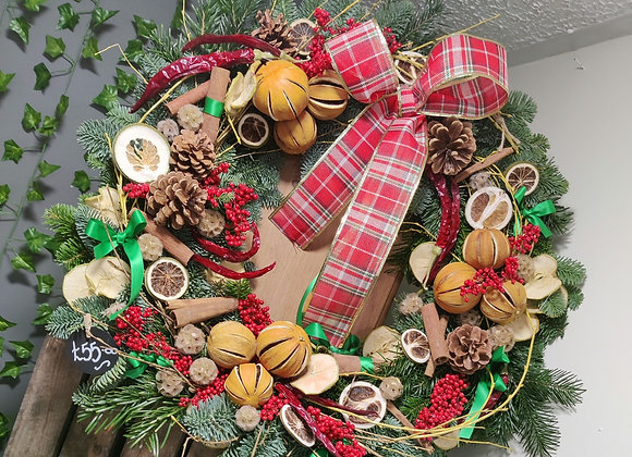 Traditional Luxury Wreath