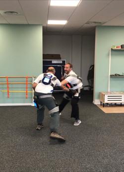 Reax Light en duel