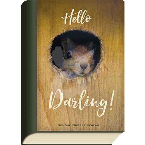 BookCard »Hello Darling«
