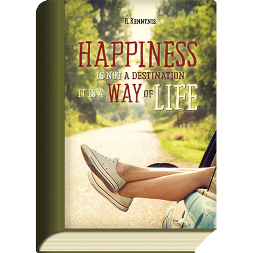 BookCard »Happiness«