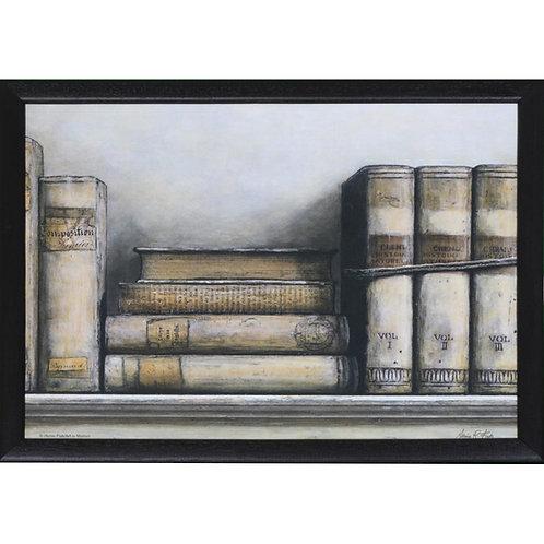 Laptray »Alte Bücher«