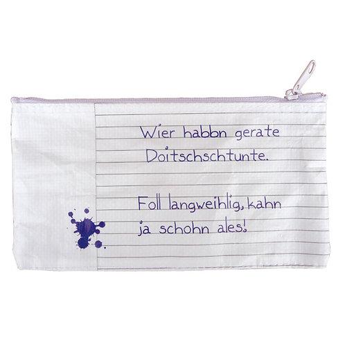 Etuitasche »Deutschstunde«