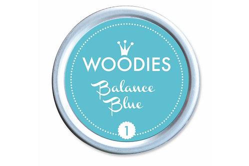 Stempelkissen »Balance Blue«, rund