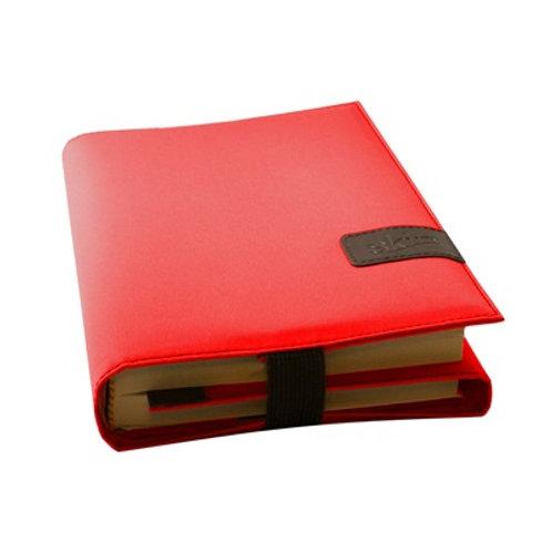 BookSkin, rubinrot