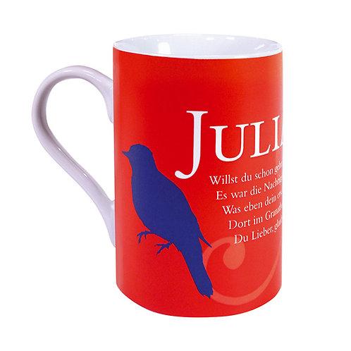 Shakespeare-Becher »Julia«