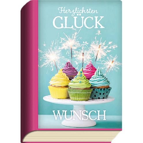 BookCard »Herzlichsten Glückwunsch«