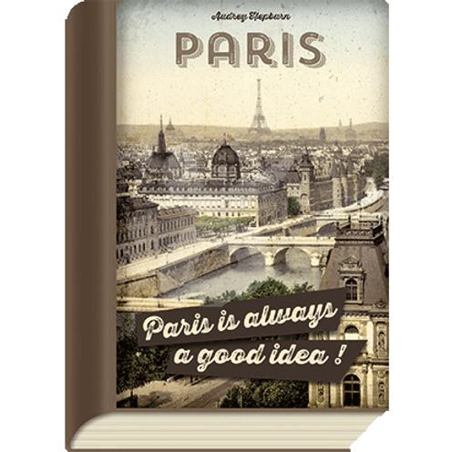 BookCard »Paris«