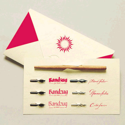 Kalligraphiefeder-Set