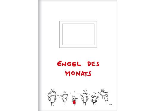 Kladde »Engel des Monats« (A6)