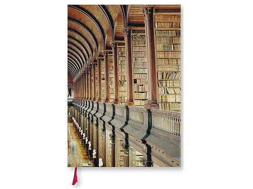 Notizbuch »Bibliothek Trinity College, Dublin«