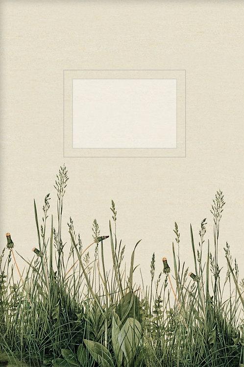 Kladde »Das große Rasenstück« (A5)