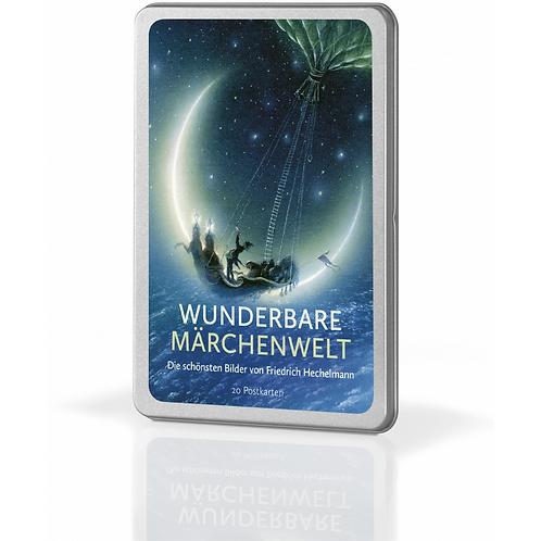 Postkartenset »Wunderbare Märchenwelt«