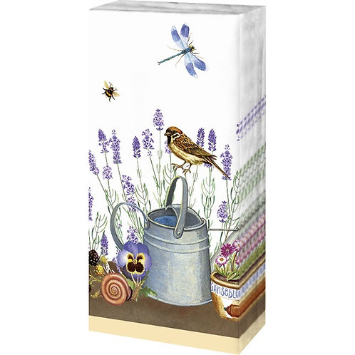 Papiertaschentücher »Gartenwelt«