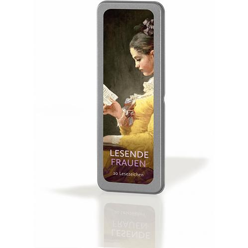 Lesezeichenset »Lesende Frauen«