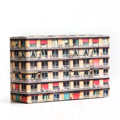 Geschenkpapier »Mini-City«, B
