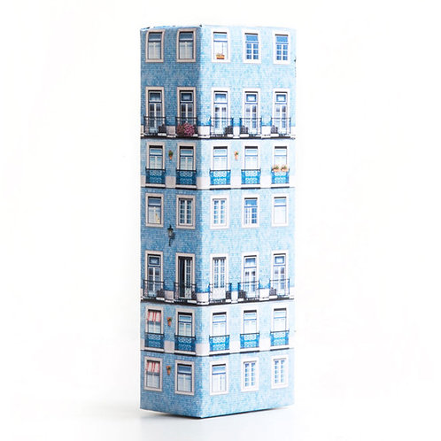 Geschenkpapier »Mini-City«, C