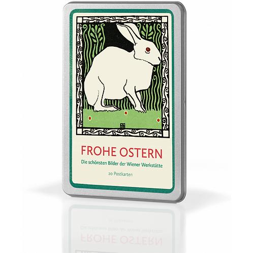 Postkartenset »Frohe Ostern«