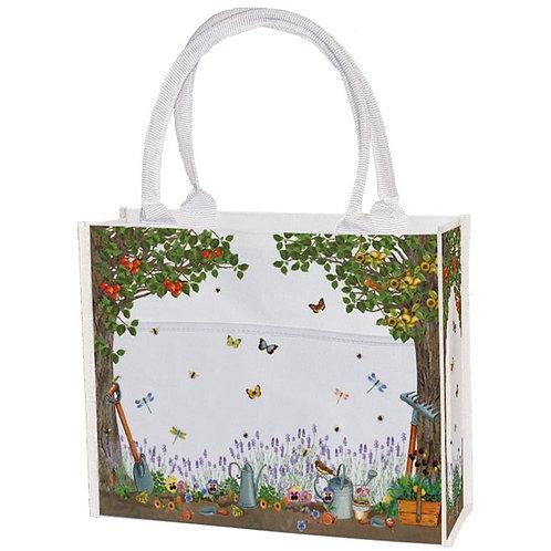 Einkaufstasche »Gartenwelt«