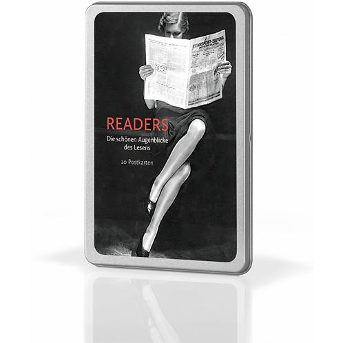 Postkartenset »Readers«