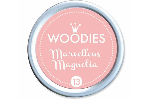 Stempelkissen »Marvellous Magnolia«, rund