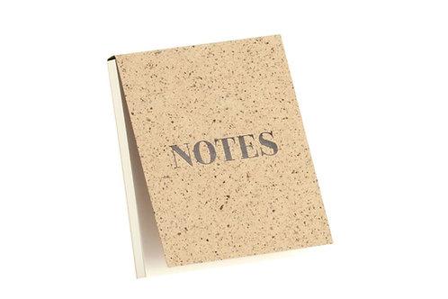 Notizblöckchen, cacao, »Notes«